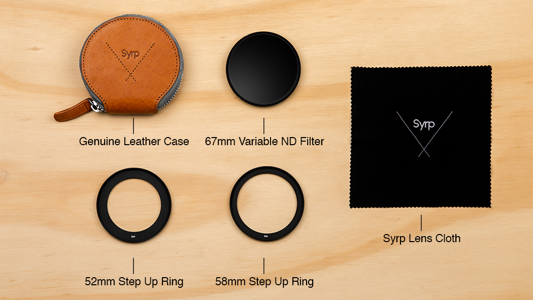 Syrp Variabile ND Filter