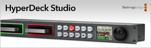 Blackmagic Design HyperDeck Studio