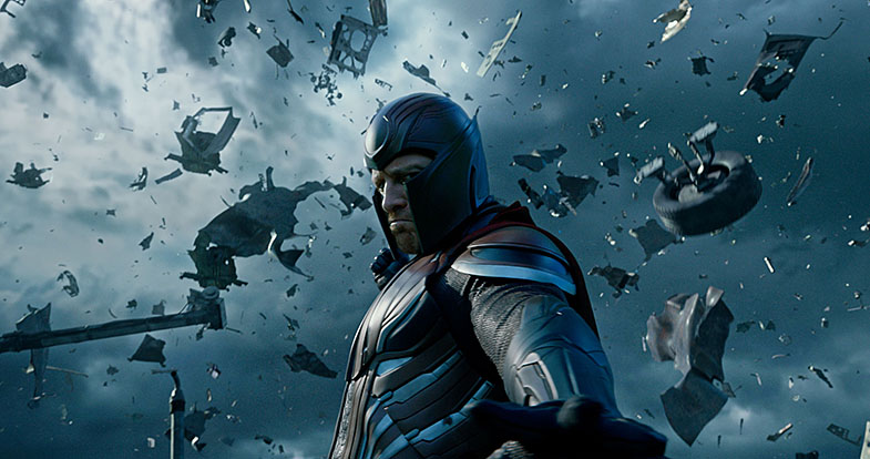 Blackmagic Design DaVinci Resolve Studio X-Men: Apocalypse