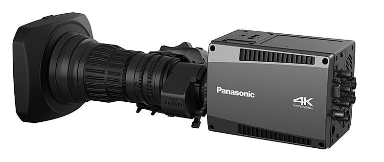 Panasonic IBC 2016 AK-UB300