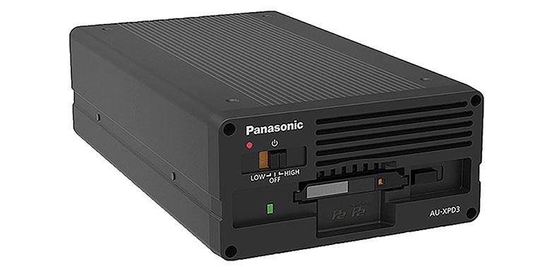 Panasonic IBC 2016 AU-XPD3