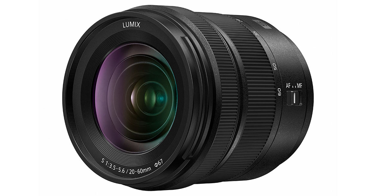 Panasonic LUMIX S 20-60mm f/3,5-5,6