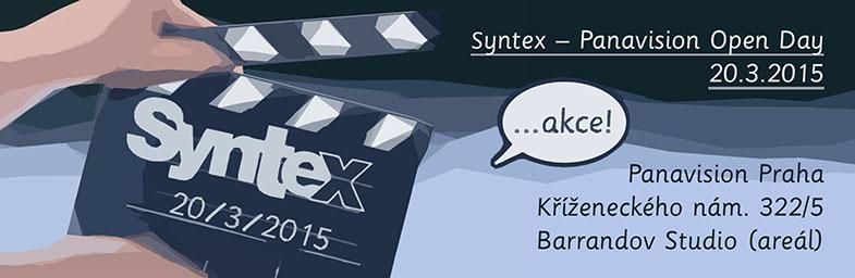 Syntex Panavision Open Day