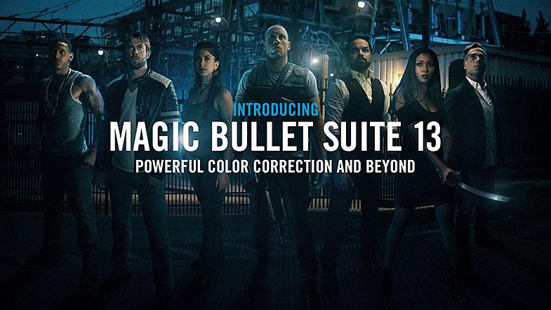 Magic Bullet Suite 13