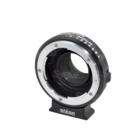 Nikon G to BMPCC Speed Booster