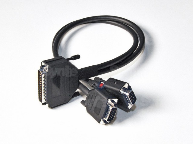 Blackmagic ATEM to Datavideo ITC-100 GPI & Tally Cable, 50cm