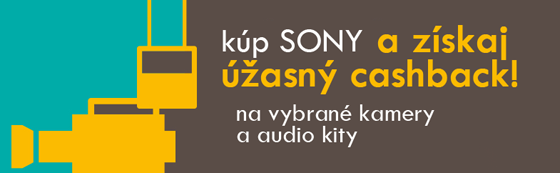 Sony Amazing Cashback