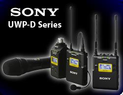 Sony UWP-D Series
